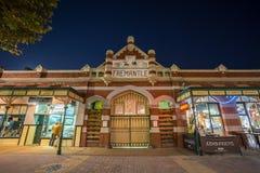 Mercado de Freemantle Fotografía de archivo libre de regalías