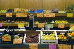 Mercado de fruta Imagem de Stock