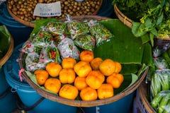Mercado de fruto Foto de Stock