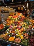 Mercado de frutos imagem de stock royalty free