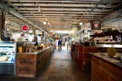 Mercado de Gansevoort Foto de archivo libre de regalías