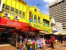 Mercado de Kuala Lumpur Central Imagen de archivo libre de regalías