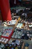 Mercado de la antigüedad de Panjiayuan en Pekín China Imagen de archivo