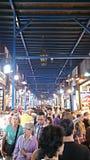 Mercado de la especia de Estambul Fotos de archivo libres de regalías