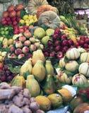 Mercado de la fruta Imagenes de archivo