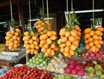 Mercado de la fruta Imagen de archivo