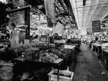 Mercado de la fruta de Tailandia fotografía de archivo