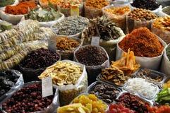 Mercado de la hierba imagen de archivo libre de regalías