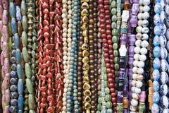 mercado de la joyería Imagen de archivo libre de regalías
