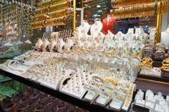 Mercado de la joyería imágenes de archivo libres de regalías