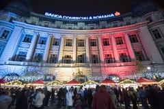 Mercado de la Navidad 2014(9) Fotografía de archivo
