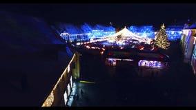 Mercado de la Navidad metrajes