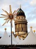 Mercado de la Navidad en Berlín Imágenes de archivo libres de regalías