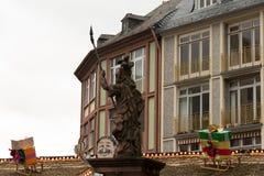 Mercado de la Navidad en Francfort #5 fotos de archivo