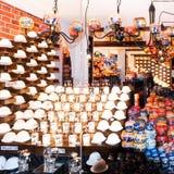 Mercado de la Navidad en Viena, Austria Fotografía de archivo libre de regalías