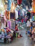 Mercado de la noche de Siem Reap en Camboya Fotografía de archivo