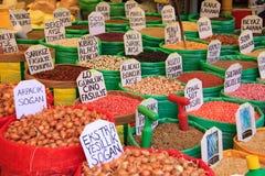 Mercado de las pipas imagen de archivo libre de regalías