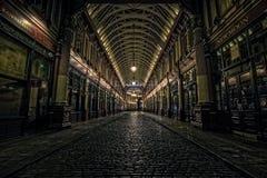 Mercado de Leadenhall Fotos de Stock Royalty Free