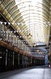 Mercado de Leadenhall en Londres Imagen de archivo libre de regalías