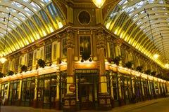 Mercado de Leadenhall en Londres, Reino Unido imagen de archivo