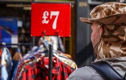 Mercado de Londres Imagem de Stock Royalty Free