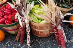 Mercado de los granjeros Foto de archivo