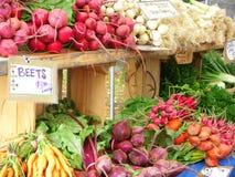Mercado de los granjeros Imagen de archivo