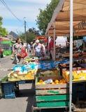 Mercado de los granjeros Fotografía de archivo