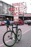 Mercado de lugar de Pike Imagenes de archivo