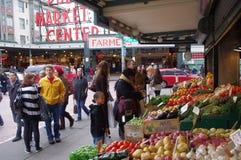 Mercado de lugar de Pike Foto de archivo libre de regalías