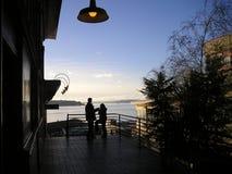 Mercado de lugar de Pike, Seattle Imagens de Stock Royalty Free