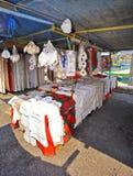 Mercado de Malta - de Marsaxlokk fotografía de archivo