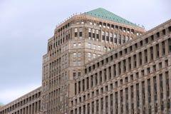 Mercado de mercadoria, Chicago Foto de Stock