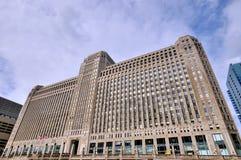 Mercado de mercadoria de Chicago Imagens de Stock Royalty Free