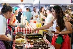 Mercado de Neighbourgoods em Joanesburgo imagem de stock royalty free