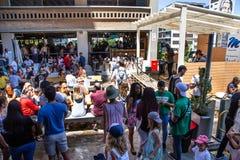 Mercado de Neighbourgoods em Joanesburgo imagem de stock