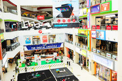 Mercado de ordenadores Imagen de archivo