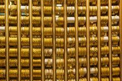 Mercado de oro en Dubai Fotos de archivo libres de regalías