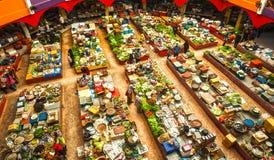 MERCADO DE PASAR SITI KHADIJAH SITI KHADIJAH imagens de stock royalty free
