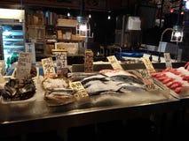 Mercado de peixes singapore Imagens de Stock