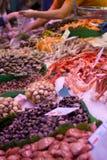 Mercado de pescados Imágenes de archivo libres de regalías