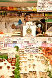 Mercado de pescados del lugar de Pike Imagenes de archivo