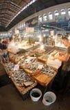 Mercado de pescados en Hong-Kong Fotografía de archivo libre de regalías