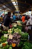 Mercado de Pettah Imagem de Stock