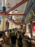 Mercado de Ponce imagem de stock royalty free