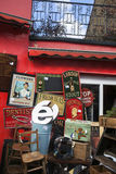 Mercado de Portobello Imagen de archivo