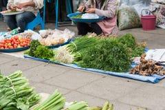 Mercado de produto fresco fotos de stock royalty free
