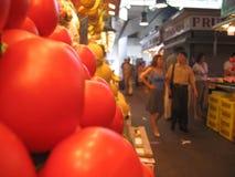 Mercado de produto fresco Fotos de Stock