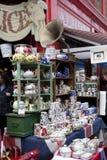 Mercado de pulga. Imagem de Stock