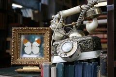 Mercado de pulga Imagem de Stock